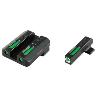 Truglo TFX Glock Sup Low Set with Snag Resistant Design Fits Standard Holsters