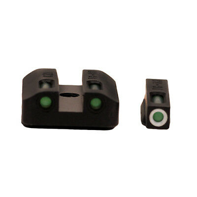 Truglo TFX CZ 75 Sight Set with Snag Resistant Design Fits Standard Holsters