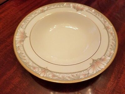 Noritake China BARRYMORE Rim Soup Bowl(s) - 4 available.  Excellent condition!