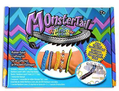 Rainbow Loom Monster Tail - Toys | Brand New | Free Delivery