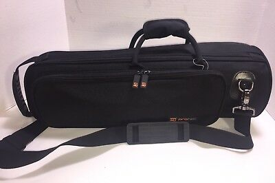 Protec Single Trumpet Black Gigbag Case gig bag pro-tec [Lot 120110]