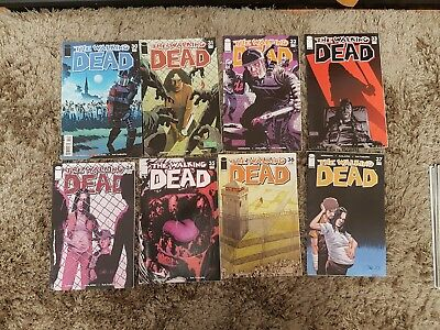 Walking Dead Comic Issue 30 31 32 33 34 35 36 37 Joblot Original Pressing