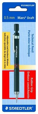 (1, Blue) - Staedtler Mars Drafting Technical Mechanical Pencil,0.5mm width,