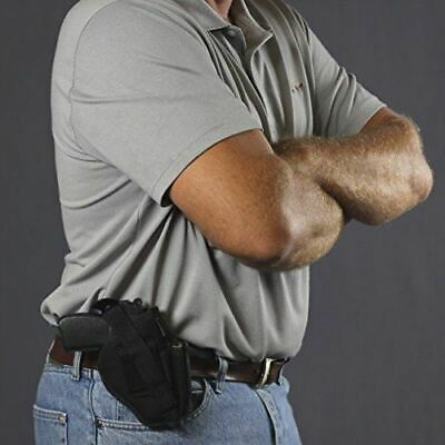 GUN HOLSTER CONCEALED fits RUGER AMERICIAN 9MM LUGER COMPACT