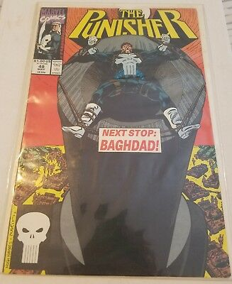 The Punisher #48 (May 1991, Marvel)