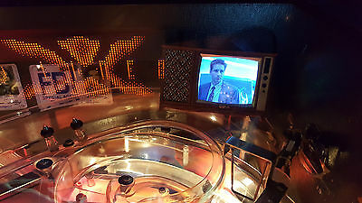 X-Files Pinball mod - TV with VIDEO playback! NEW IMPROVED 2017 model!