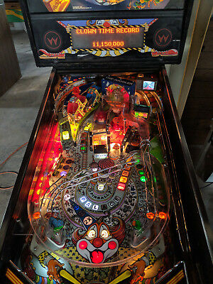 Hurricane Pinball mod - TV with VIDEO playback! NEW IMPROVED 2017 model!