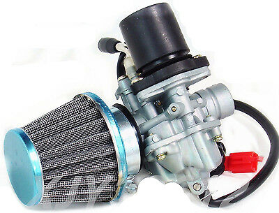 Carburetor & Air Filter For 2 Stroke ATV Can-Am Bombardier DS90 DS50