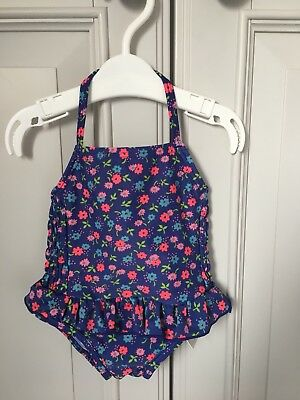 Cath Kidston Baby Girl Swimsuit Age 0-6 Months