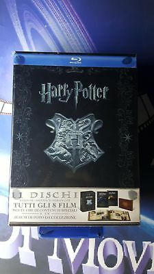 Harry potter  11 blu ray*cofanetto*nuovo introvabile