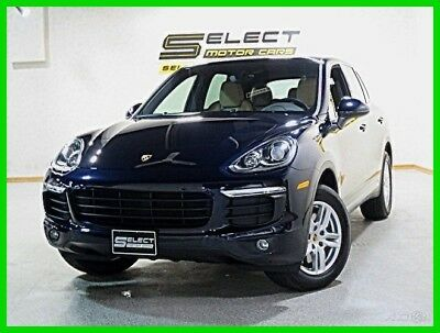 "2017 Porsche Cayenne  2017 PORSCHE CAYENNE AWD 'NAVIGATION'--""PANO ROOF""--REAR VIEW CAMERA"""