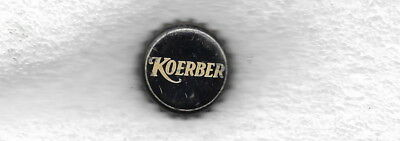 Koerber Beer Bottle Crown From Toledo - 1930's