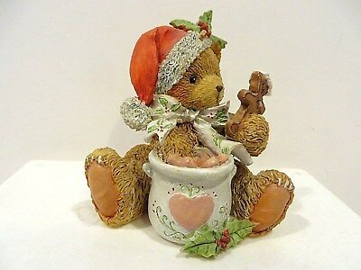 Cherished Teddies  Christmas -- Steven - A Season Filled With Sweetness