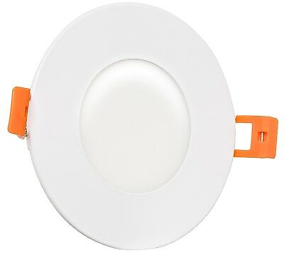 Westgate LED Recessed Light 3Inch Ultra Slim Trim-Dimmable-Junction Box Included