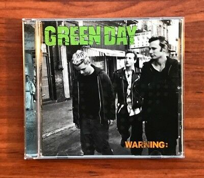Warning by Green Day (CD, 2000, Reprise)