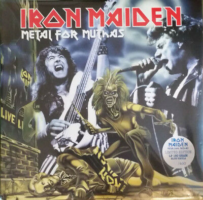 Iron Maiden – Metal For Muthas 2 lps