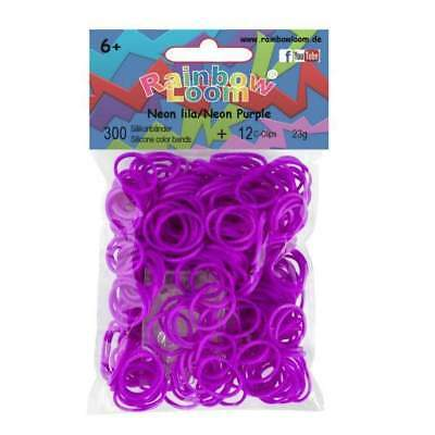 Rainbow Loom Neon Purple Bands - Toys | Brand New | Free Delivery