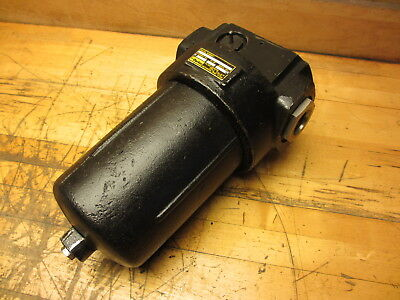 Parker 31P 10B DL 50PP 1 80 Hydraulic Filter Assembly 6000psi