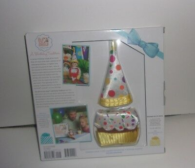 The Elf On The Shelf A Birthday Tradition Hardcover Book And Birthday Outfit NEW