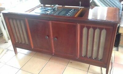 GE stereo early 1970s
