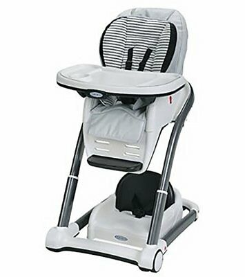 Graco Blossom 4-in-1 Seating System Convertible High Chair - Accel - Brand New!