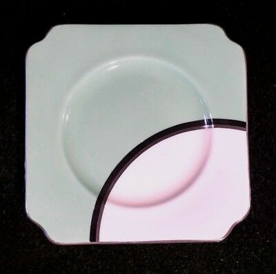 Stunning Art Deco, Royal Doulton De Luxe Sweets Plate