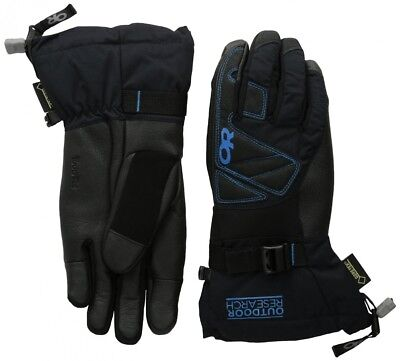 (BLK HYDRO, Large) - Outdoor Research Gloves Northback Sensor Glv. Brand New