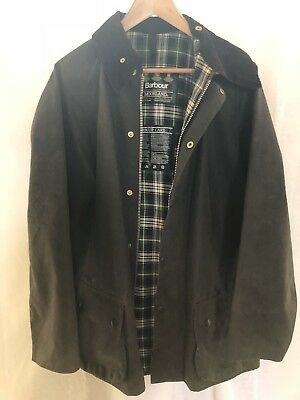 Men's Barbour Moorland Wax Jacket