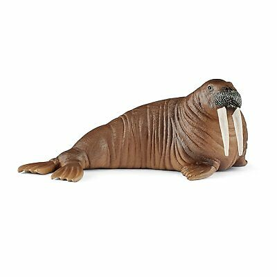 Schleich Walrus Toy Figurine Highly Detailed Educational Play Value for Ages 3+
