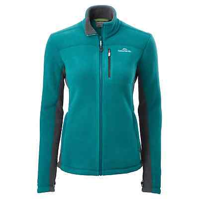 Kathmandu Trailhead 200 Women's Full Zip Warm High Neck Fleece Jacket