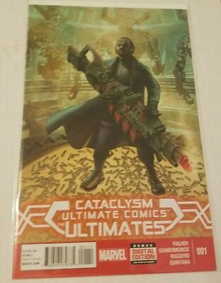 Cataclysm Ultimate Comics The Ultimates #1