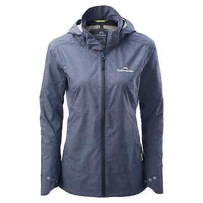 Kathmandu Lawrence Women's ngx Windproof Waterproof Outdoor Rain Jacket v2