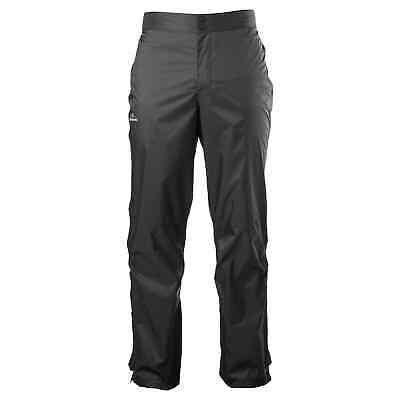 Kathmandu Trailhead Unisex Men's Women's Windproof Waterproof Outdoor Rain Pants