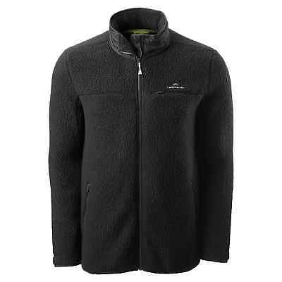 Kathmandu Baffin Island Mens Full Zip Hooded Warm Outdoor Fleece Jacket