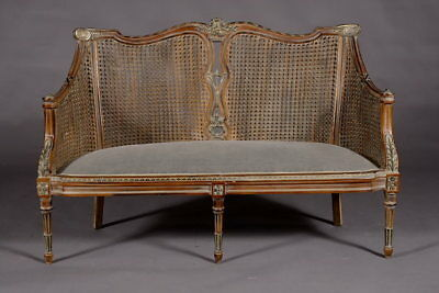 Dainty Directoire Lounge Suite in the English Style