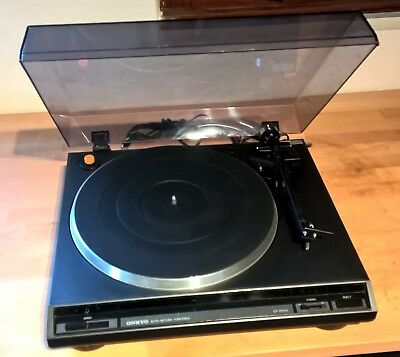 Onkyo CP-1007A  Plattenspieler  Turntable  int. shipping