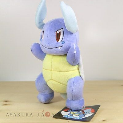 Pokemon Center Original Plush Wartortle doll Sun Moon from Japan
