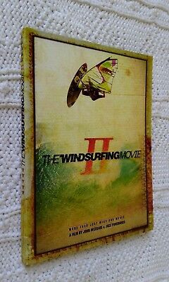 The Windsurfing Movie 2 - Dvd, R-All, Like New, Free Post Within Australia
