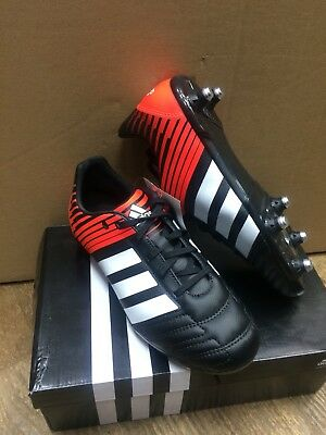 Adidas Boys Regulate Kakari SG Rugby Boot Brand New Uk 11