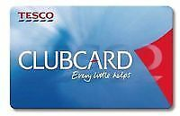 Tesco Clubcard 5 Vouchers to the total of £35