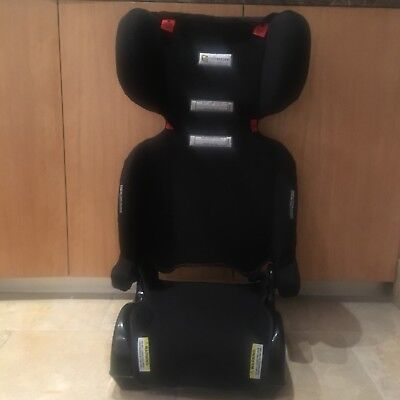 Infasecure Foldable Booster Car Seat