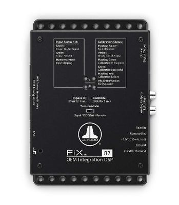 JL AUDIO OEM Interface FIX 82 Digitaler DSP Equalizer