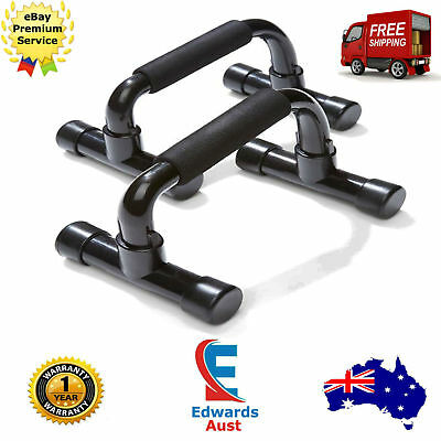 Push Up Bar Handle Home Gym Push-Up Fitness Exercise Abs Stand Grip Workout New