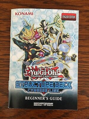 Beginner's Guide - Cyberse Link Structure Deck - Yu-Gi-Oh! - Yugioh