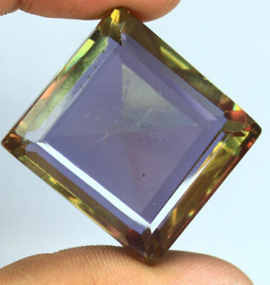 Holiday Sale 111.10Ct Certified Fabulous Color Changing Alexandrite Gems AY3465