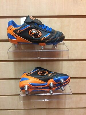 Kids Optimum Tribal Rugby Boot Brand New Uk 4