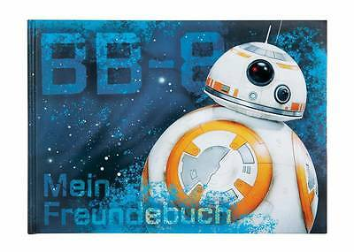 Star Wars    -  Freundebuch  - A5  Schule  -  SWMK0962