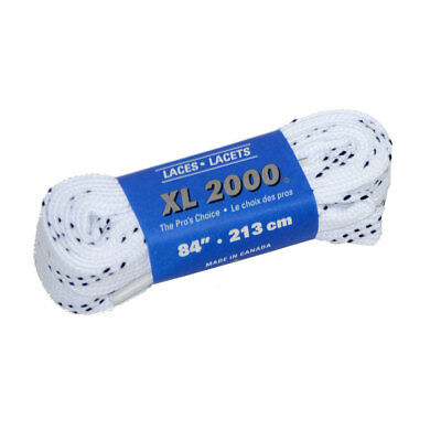 Skate Lace XL2000, White Ice Hockey Roller Skate Lace Different Lengths