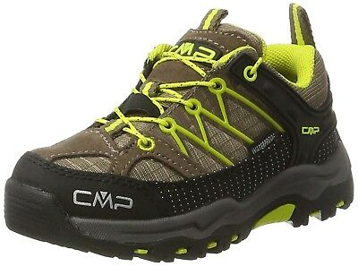(1 UK, Brown (Tabacco)) - CMP Rigel, Unisex Kids' Low Rise Hiking Shoes