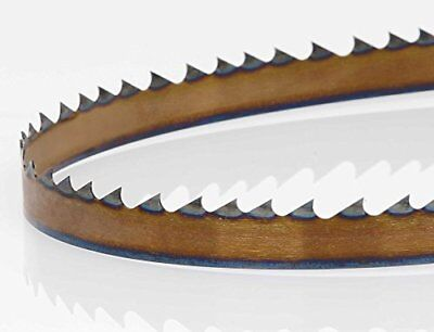 "Timber Wolf Bandsaw Blade 3/4"" X 131.5"" 2-3 TPI Band Saws Blades Power Tools"